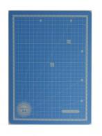 CraftEmotions Snijmat dun 22x30cm - #123645