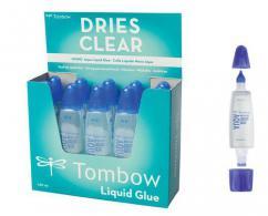 Tombow Liquid glue Aqua 10 st 50 ml 19-PT-WTC-10P - #170867
